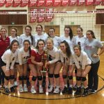 Volleyball wins NP Invitational