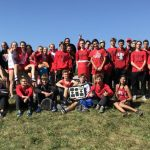 Cross country finishes 2nd, 3rd in HHC