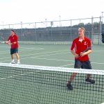 Tennis drops regional tussle