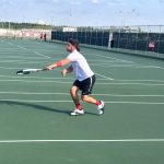 Dragon doubles fall in exciting regional match