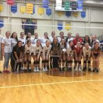 Volleyball falls in regional