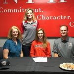 Dennemann signs with Pacific