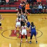 Girls basketball wins ninth straight
