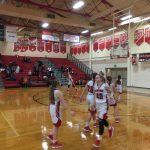 Girls basketball streak snapped
