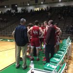 Boys basketball falls to New Castle
