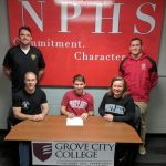 Gwaltney signs to play soccer at Grove City