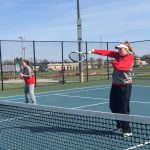 Tennis drops season opener