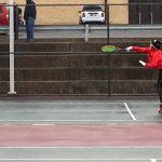 Tennis blanks New Castle 5-0