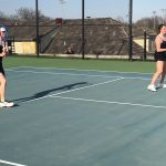 Tennis falls to Park Tudor