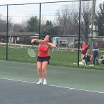 Tennis falls to FC