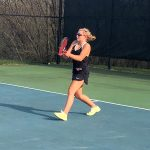 Tennis falls to Fishers