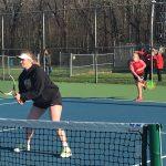 Tennis falls to Yorktown