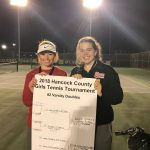 Tennis tames Tigers