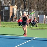 Tennis falls to Delta