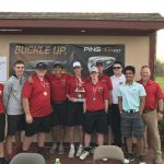 Golf claims county title