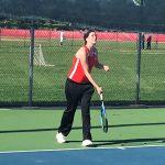Tennis wins at Morristown