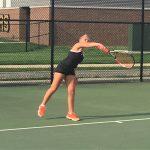 Tennis wins HHC match at Shelbyville