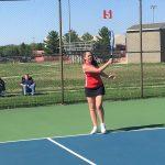 Tennis falls to Mt. Vernon