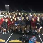 Girls track repeats as HHC champion