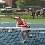 Tennis downs Greenfield-Central