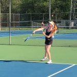 Tennis edges Richmond