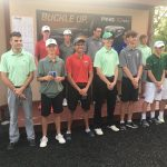 Golf places fifth in close HHC tournament