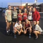 Girls track headed to state in four events