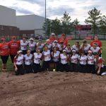 Softball rolls to regional championship