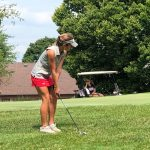 Golf finishes fourth at Lapel