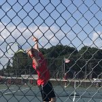 Tennis beats G-C for first HHC victory