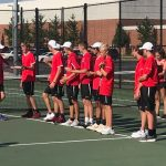 Boys tennis extends streak to six