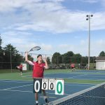 Boys tennis extends streak against Eagles