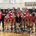 Volleyball wins Greenwood Invitational title