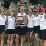 One for the thumb: Girls golf wins fifth straight sectional
