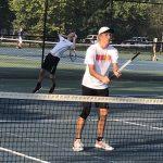 Boys tennis caps 14-3 regular season with win at Chatard