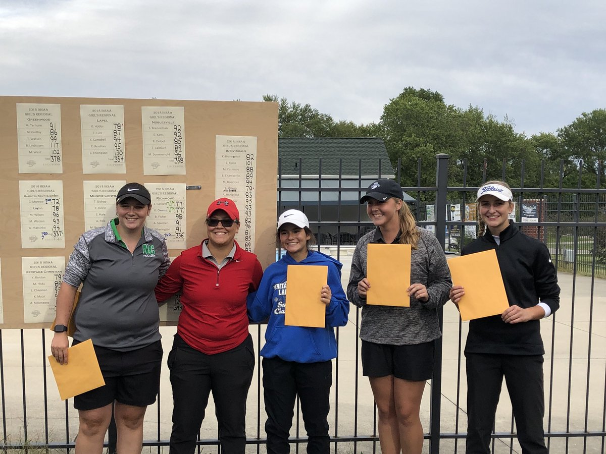 Fox qualifies for golf State Finals
