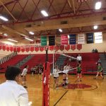 Volleyball falls to No. 1 Yorktown