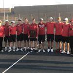 Tennis falls in regional