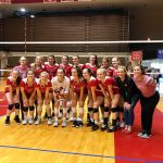 Volleyball team sweeps Richmond Invitational