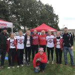 CC teams sweep regional titles