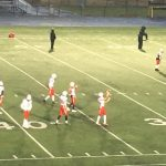 Resilient Dragon football squad bests Eagles 29-17