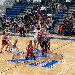 Girls basketball zaps Flashes