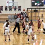 Girls basketball beats Marauders, improves to 11-1