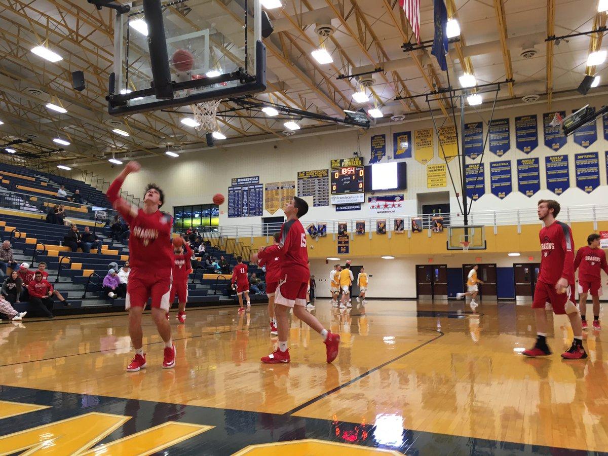 Boys basketball beats Mooresville in OT