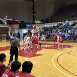 Boys basketball wins sectional opener