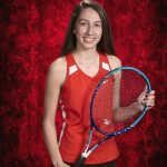 Tennis blanks Trojans for HHC victory