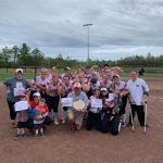 Seven homers power softball in Marcum's 400th victory