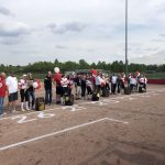 Softball stages rally to walk it off on Senior Night