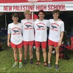 Boys track competes at State Finals