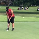 Golf finishes sixth at Lapel